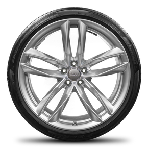 Audi RS6 4G C7 21 inch summer tires summer wheels alloy wheels rims S line new