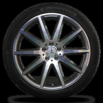 20 Zoll Alufelgen Mercedes Benz GLA 45 AMG X156 Felgen Sommerräder Sommerreifen – Bild 4