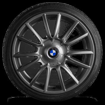 BMW 19 Zoll Felgen 3er E90 E91 E92 E93 Alufelgen Sommerreifen Individual 228 – Bild 4