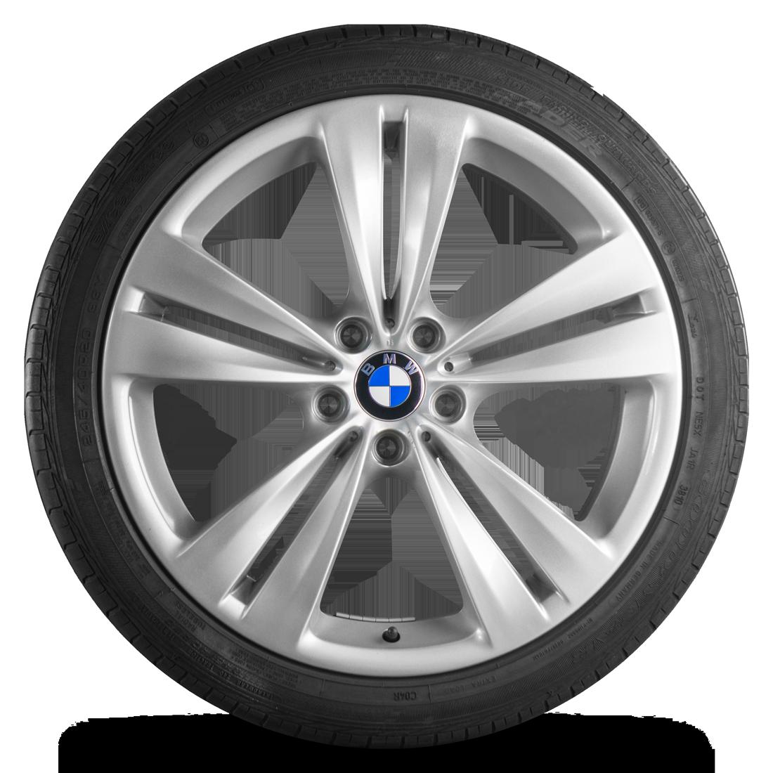 BMW 20 Zoll Felgen 5er GT F07 7er F01 F02 F03 Alufelgen Sommerreifen Styling 316