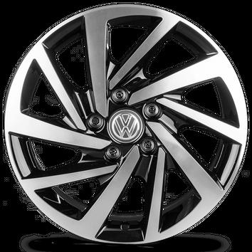 VW 17 Zoll Alufelgen T5 T6 Bus Multivan Caravelle Bulli Woodstock Rotor Felgen – Bild 2