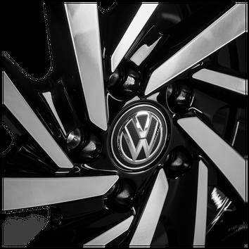 VW 17 Zoll Alufelgen T5 T6 Bus Multivan Caravelle Bulli Woodstock Rotor Felgen – Bild 4