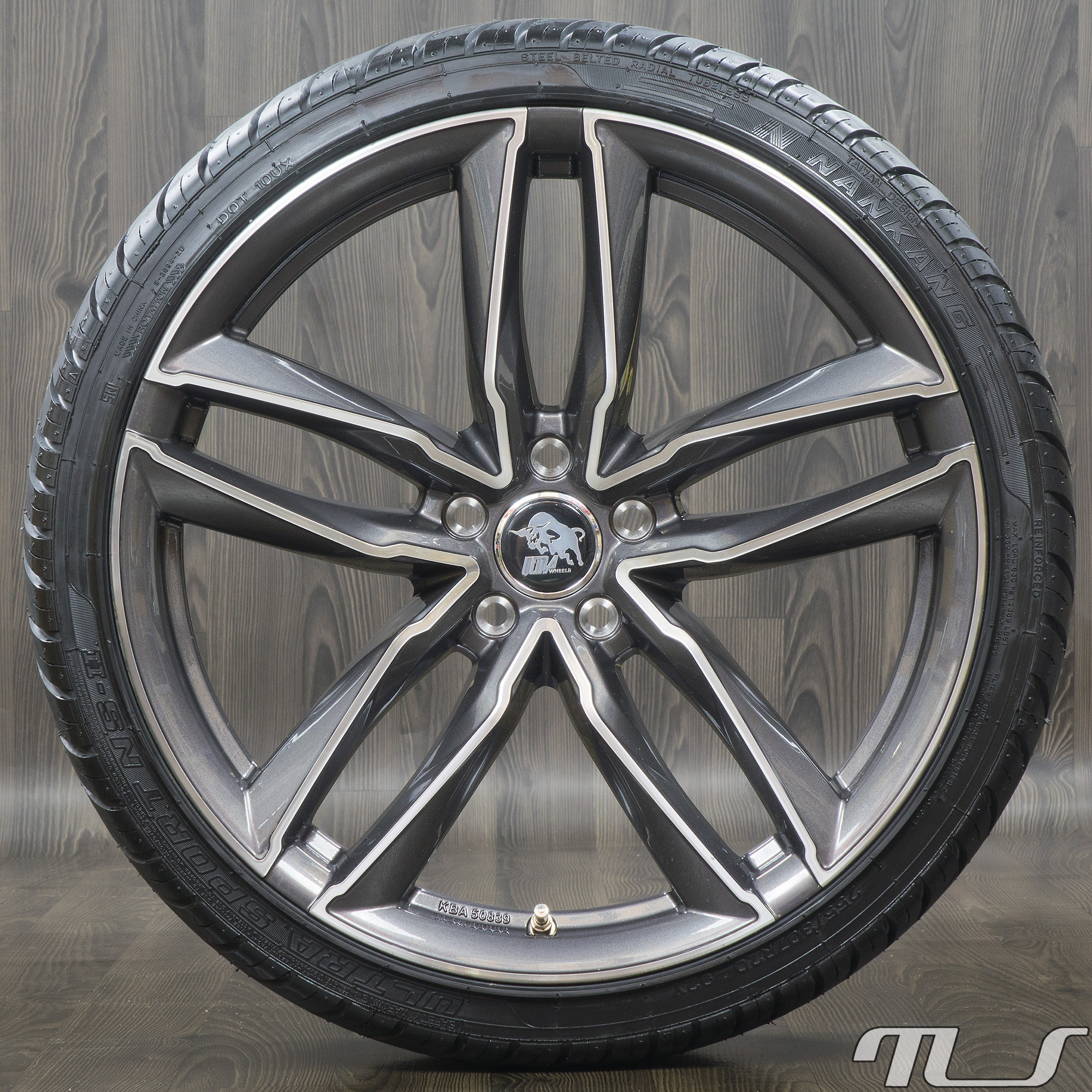 19 Inch Alloy Wheels For Audi A3 8v A4 S4 A5 S5 A6 A7 A8