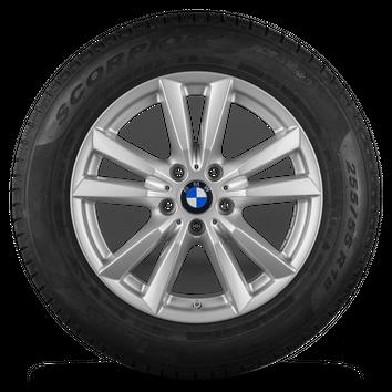 BMW X5 X5M E70 F15 18 Zoll Winterräder Winterreifen Styling 446 – Bild 3