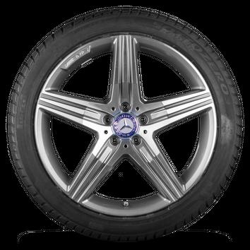 20 Zoll Winterräder Mercedes S-Klasse S 63 S 65 AMG W222 Coupe C217 Winterreifen – Bild 3