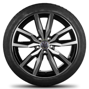 original VW 18 inch rims EOS Passat CC Scirocco Lisbao alloy wheels summer