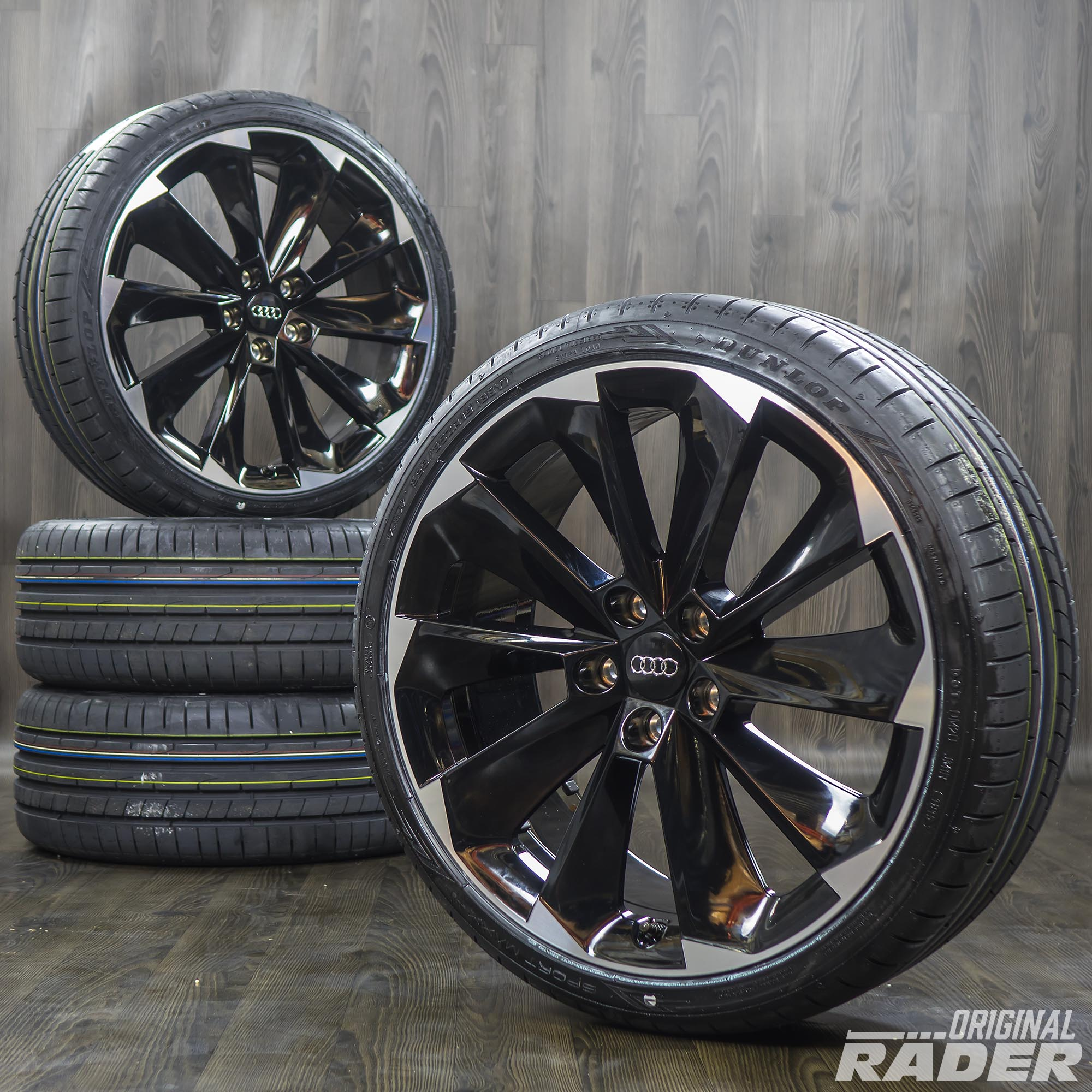 skoda 19 zoll supernova alloy wheels for audi a3 s3 rims. Black Bedroom Furniture Sets. Home Design Ideas