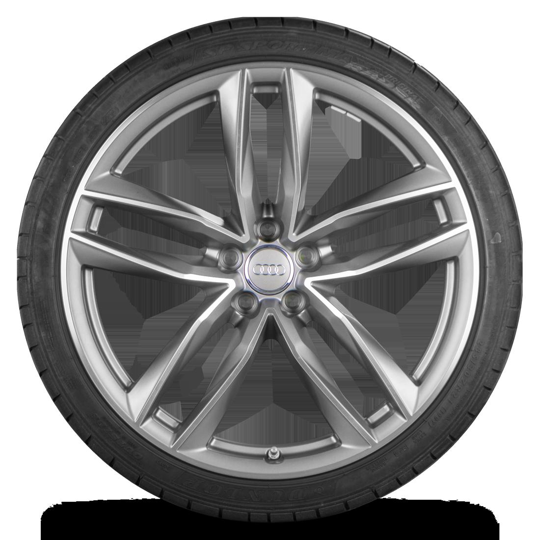 Audi RS6 4G 21 Zoll Alufelgen Felgen Sommerreifen Sommerräder S line