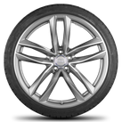 Audi RS6 4G 21 inch alloy wheels rims summer tires summer wheels S line Rotor