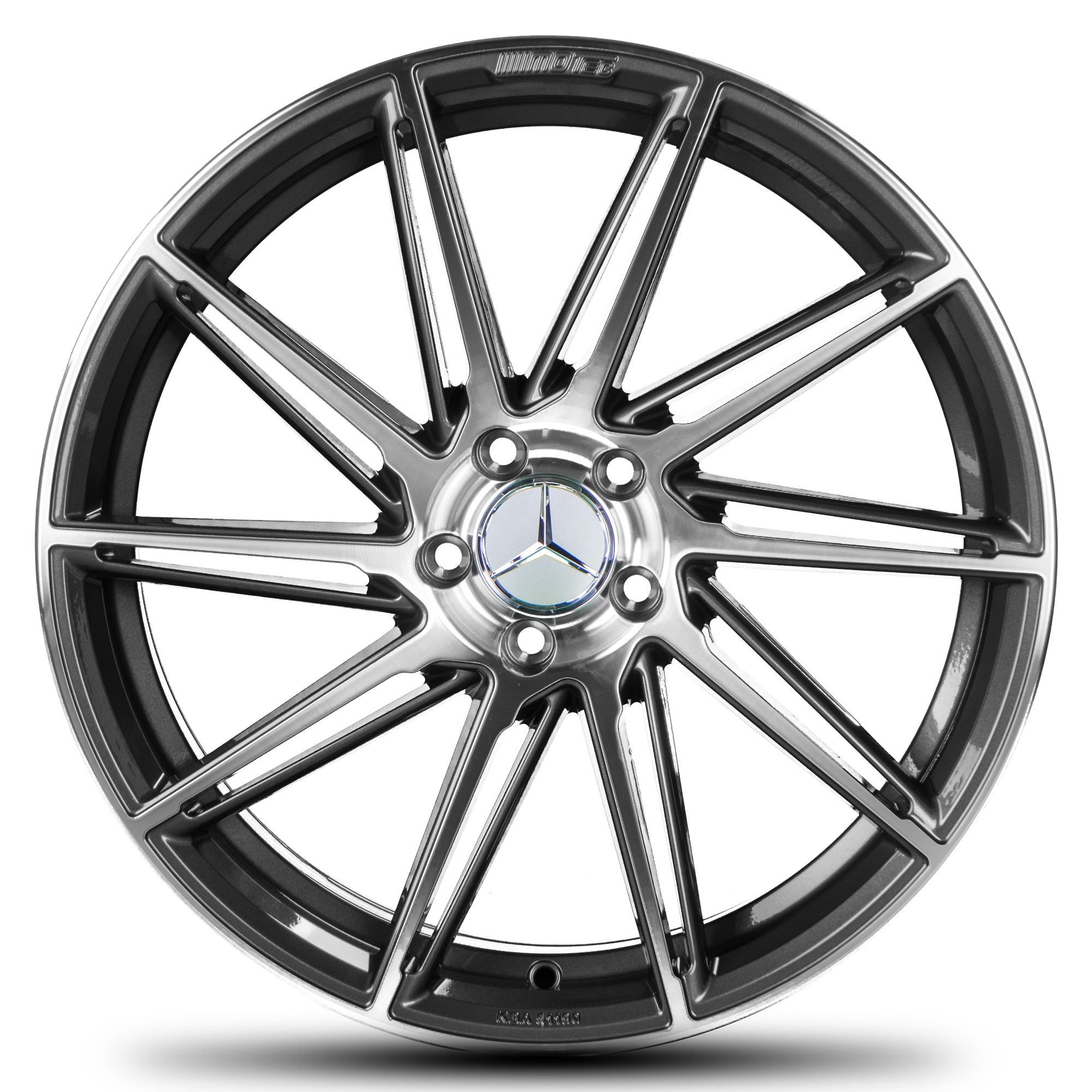 19 Inch Alloy Wheels For Mercedes Benz A B C E Cls Class