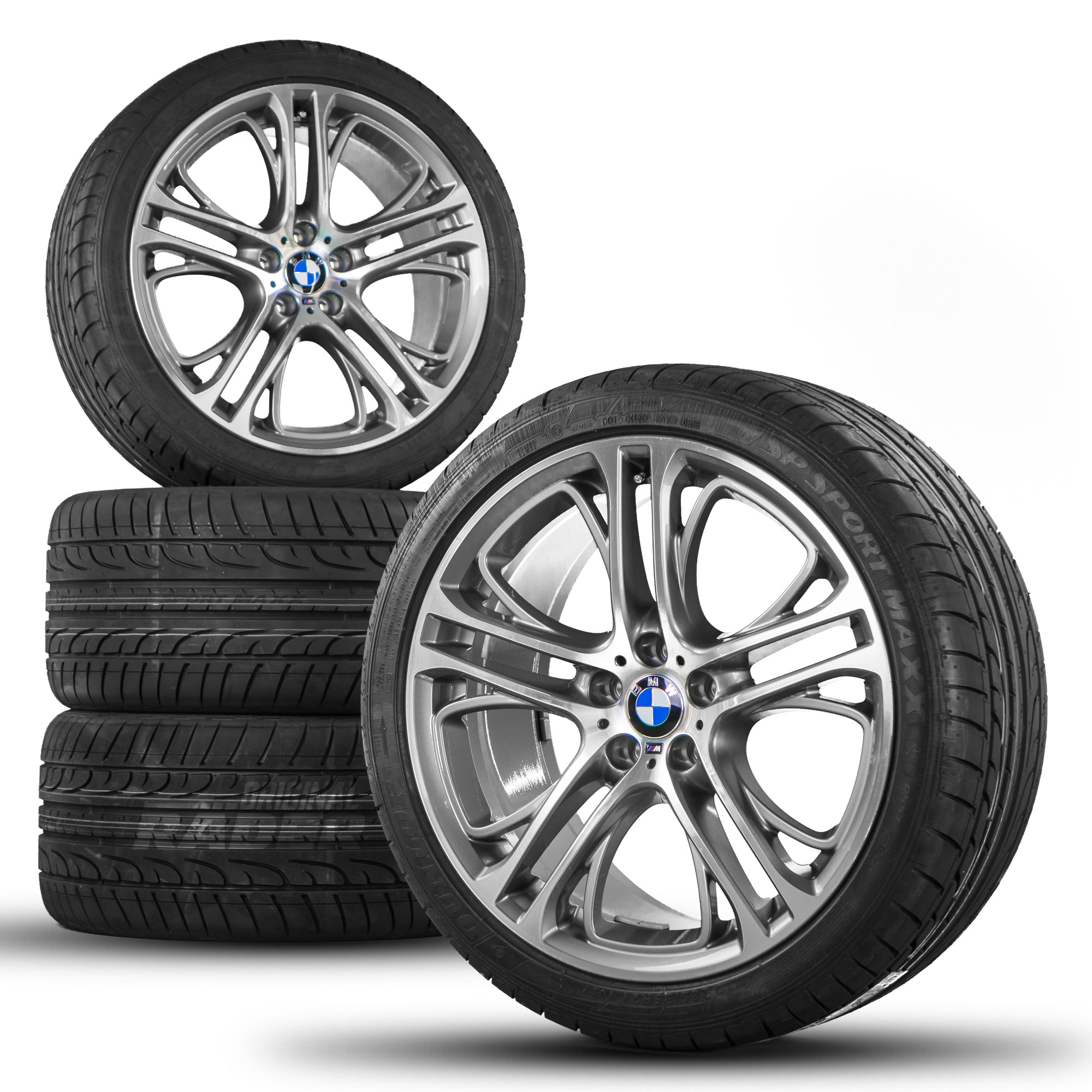 Bmw X6 Tire Pressure: BMW 21 Inch Rims X5 E70 F15 X6 E71 F16 Alloy Wheels Summer