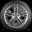 BMW 21 Zoll Performance Felgen X5 E70 F15 X6 E71 F16 Sommerreifen M310 M 310 NEU