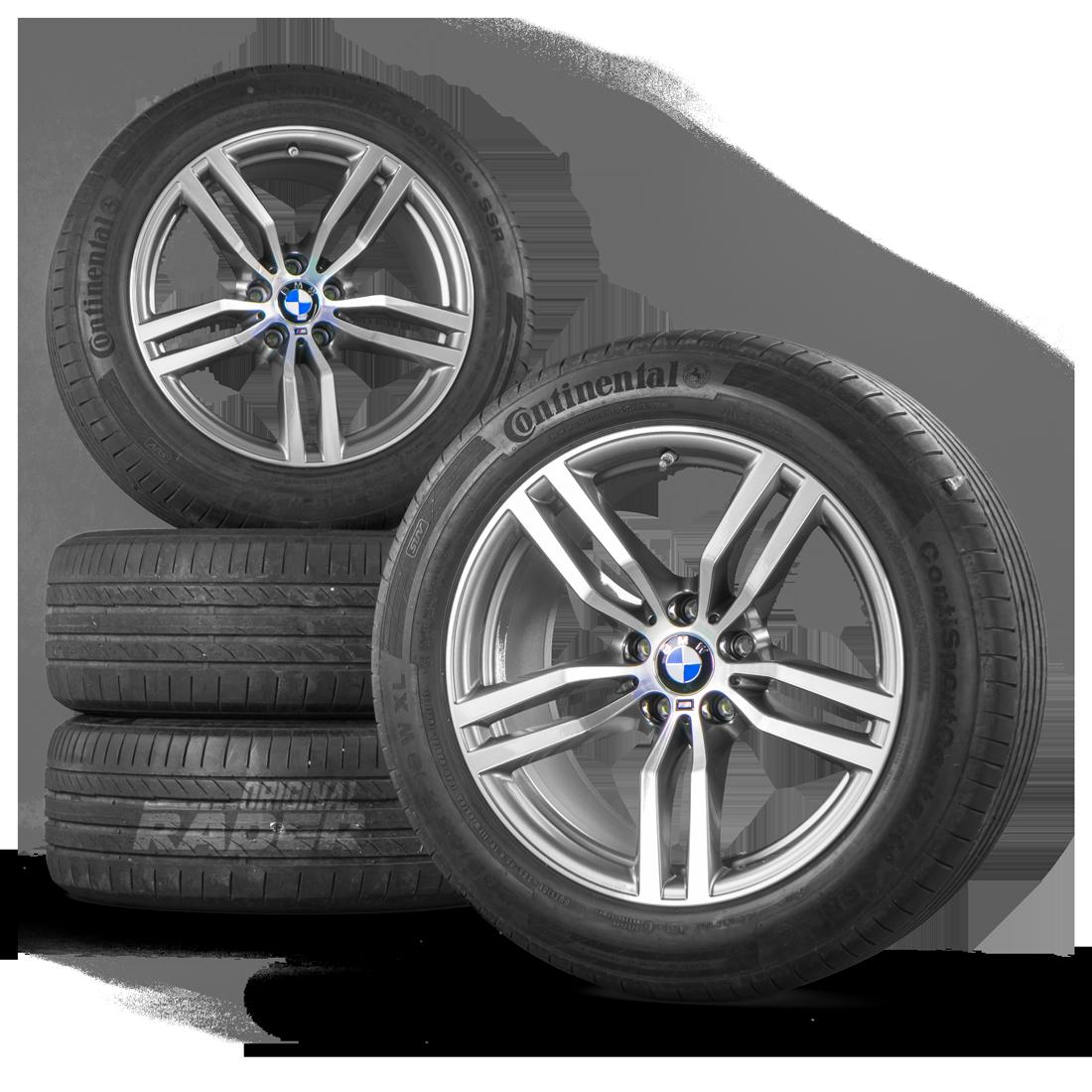 Bmw X6 Styling: BMW 19 Zoll X6 F16 Styling M623 M 623 Alufelgen Original