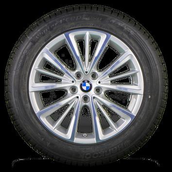 BMW 7er G11 G12 6er GT G32 18 Zoll Felgen Winterreifen Winterräder Styling 643 – Bild 2
