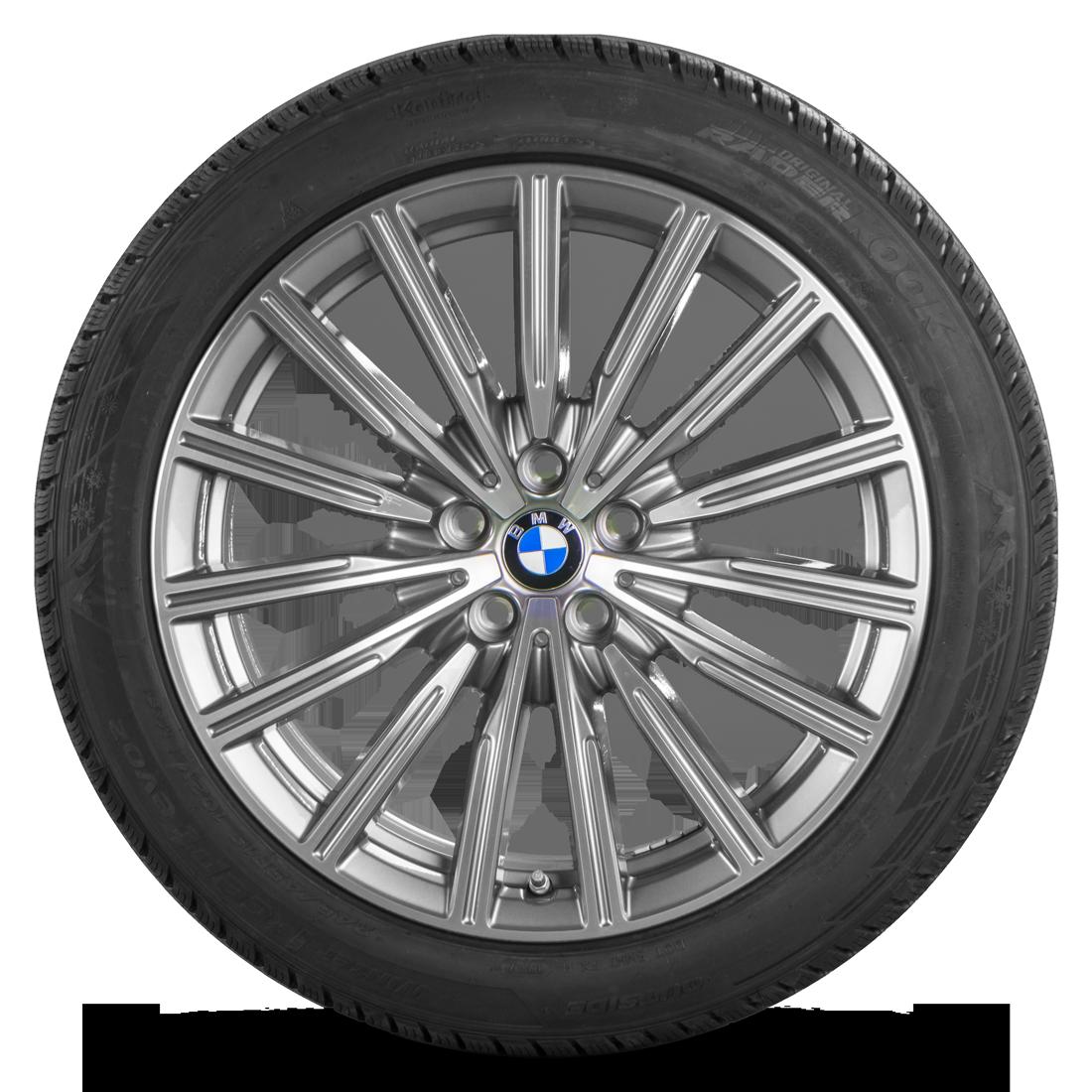 BMW 19 Zoll Felgen 7er G11 G12 6er GT G32 Alufelgen Winterreifen Styling 644
