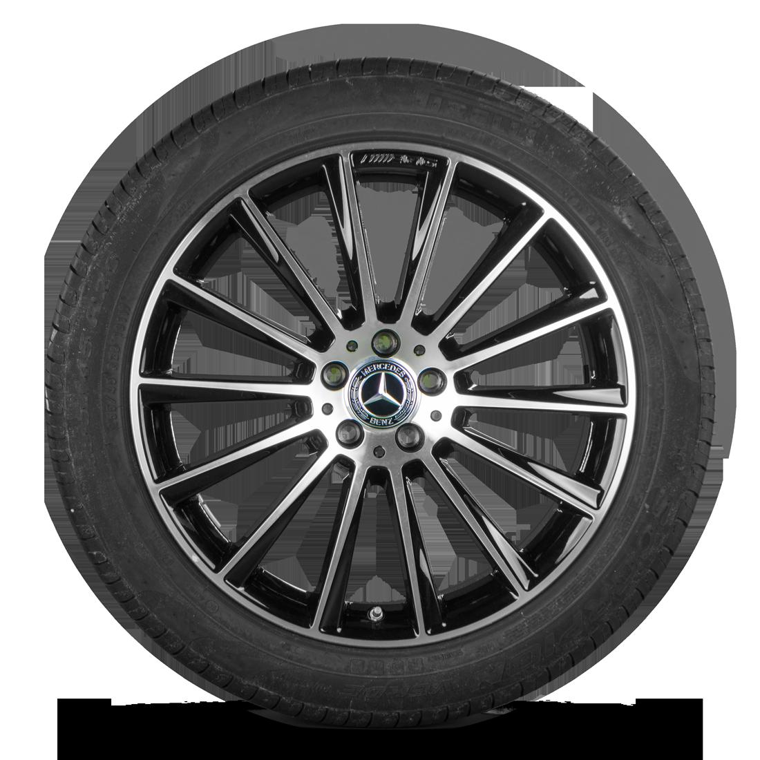 20 Zoll Felgen Mercedes Benz GLC 43 AMG X253 Alufelgen Sommerreifen Sommerräder