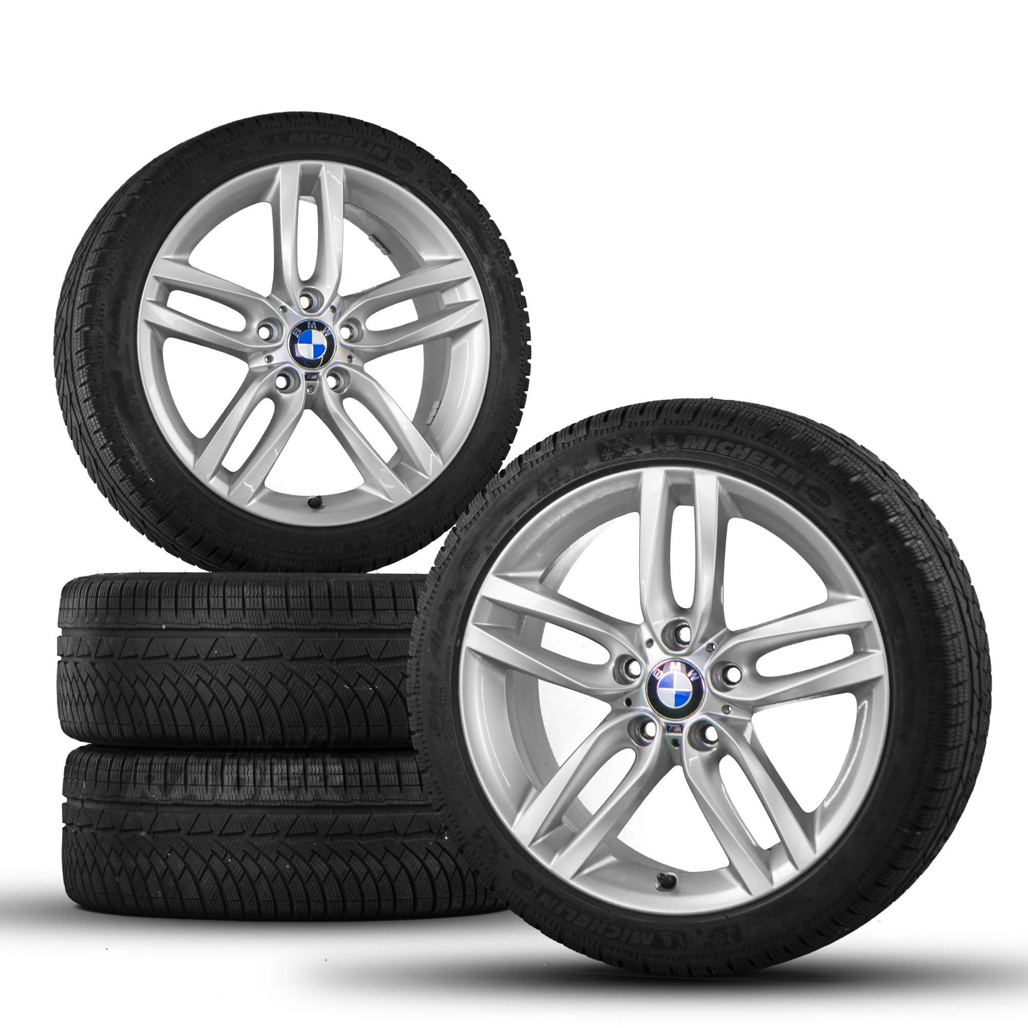 BMW 18 Inch Rims 2 Series F22 F23 M461 M 461 Alloy Wheels