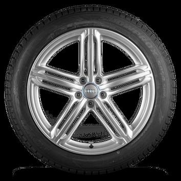 Audi 20 Zoll Felgen Q5 SQ5 8R Segment Alufelgen Winterreifen Neu Winterräder – Bild 2