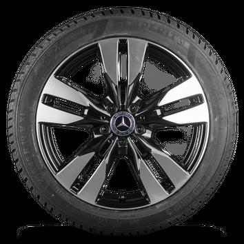 Mercedes Benz 19 Zoll Felgen V-Klasse Vito Viano W639 Winterreifen Winterräder – Bild 3