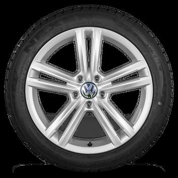 VW 18 Zoll Felgen New Beetle 16 Bristol Alufelgen Winterreifen Neu Winterräder – Bild 2