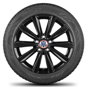 VW 17 inch rims Passat 3C EOS Salamanca alloy wheels winter tyres winter wheels