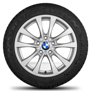 BMW 17 inch rims 3 series F30 F31 4 series F32 F33 Styling 395 winter tyres
