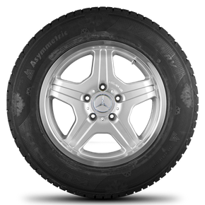 18 inch Mercedes rims G-class G55 AMG W463 winter tyres new winter wheels