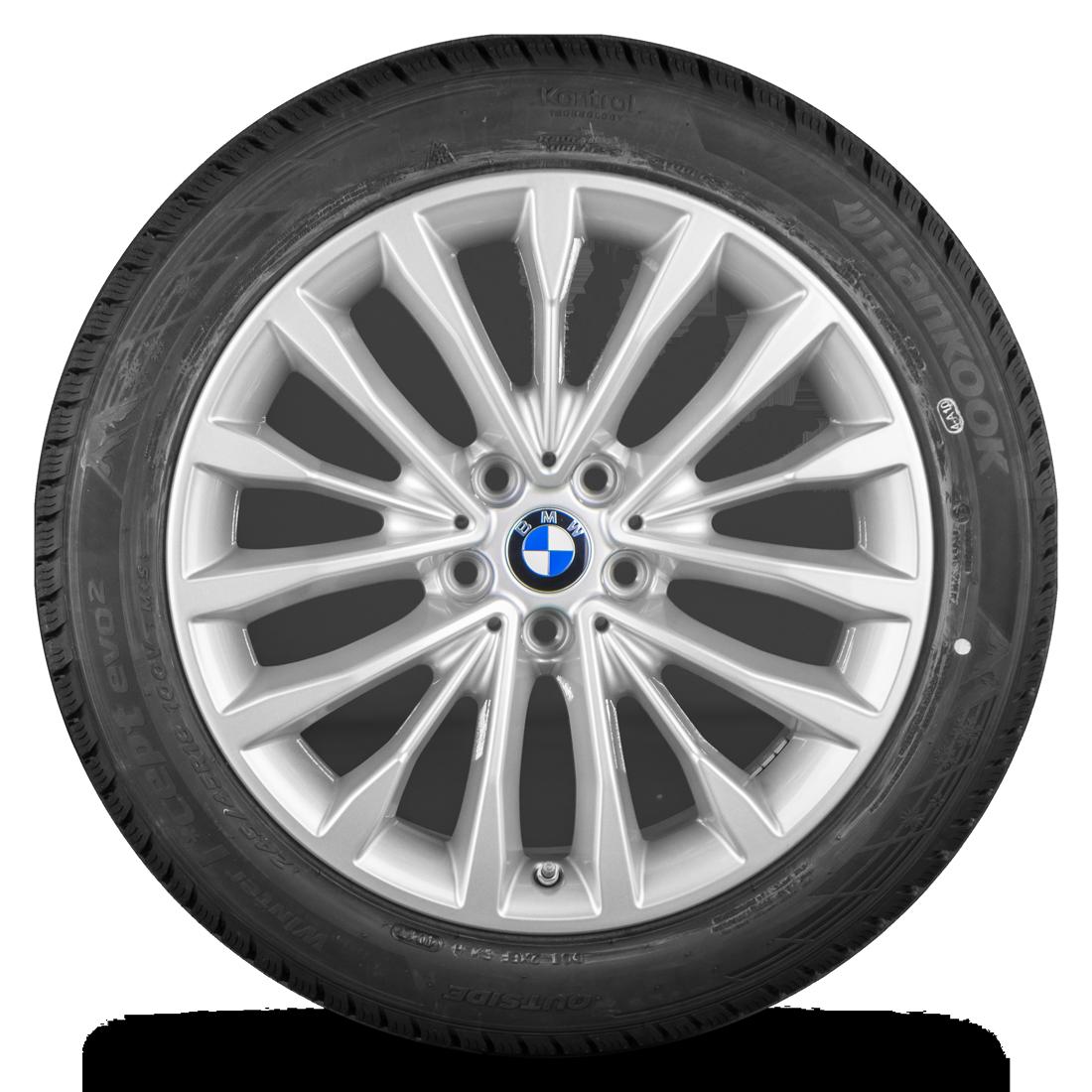 BMW 5er G30 G31 18 Zoll Alufelgen Winterreifen Winterräder Styling 632 NEU