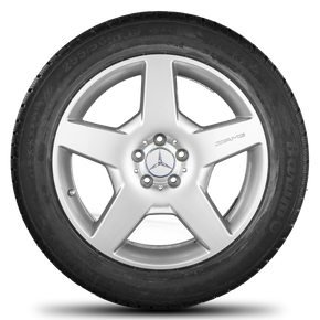 AMG 19 inch rims Mercedes M ML class W164 winter tyres new winter wheels