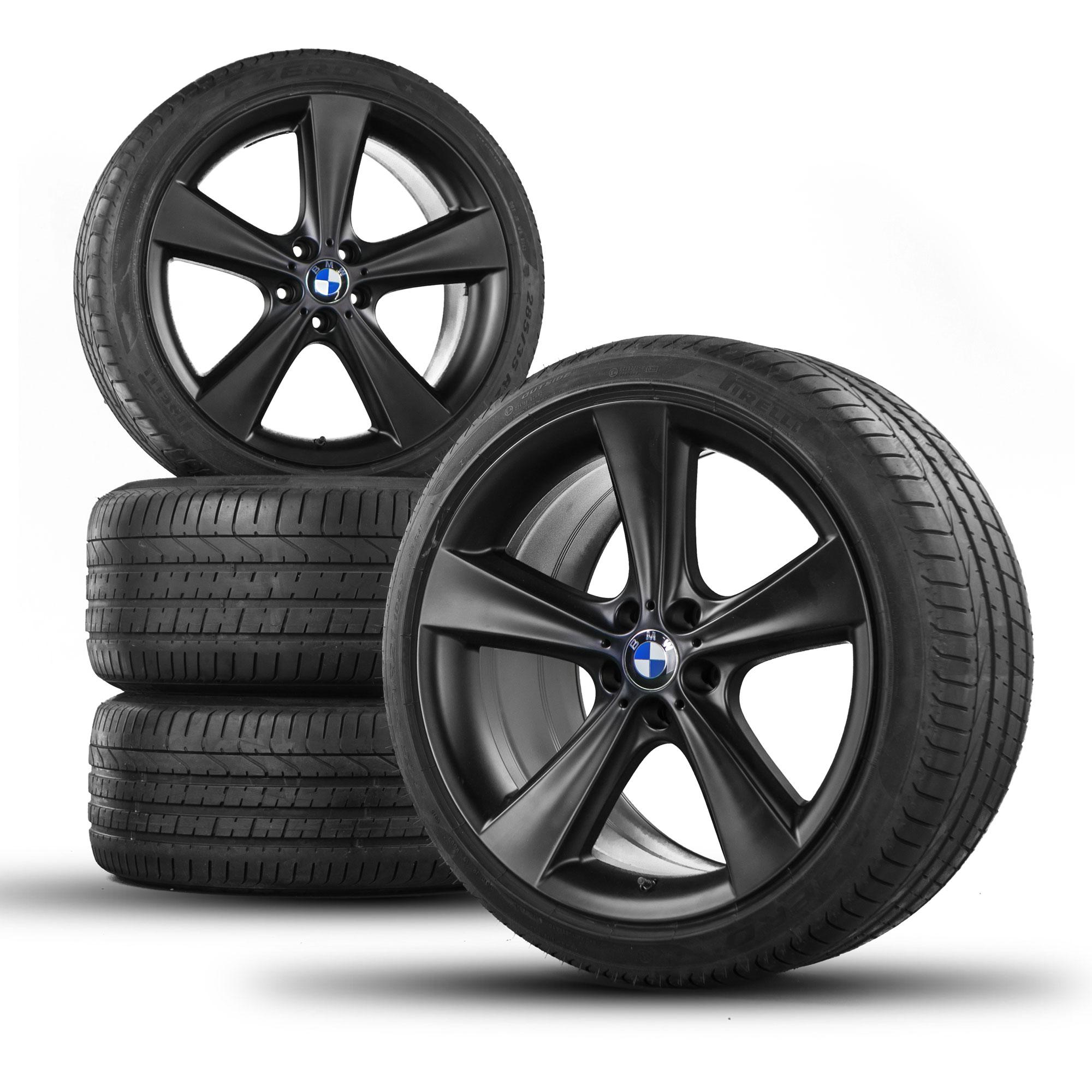 Original Bmw 21 Inch Rims X5 F15 X6 E71 F16 Alloy Wheels