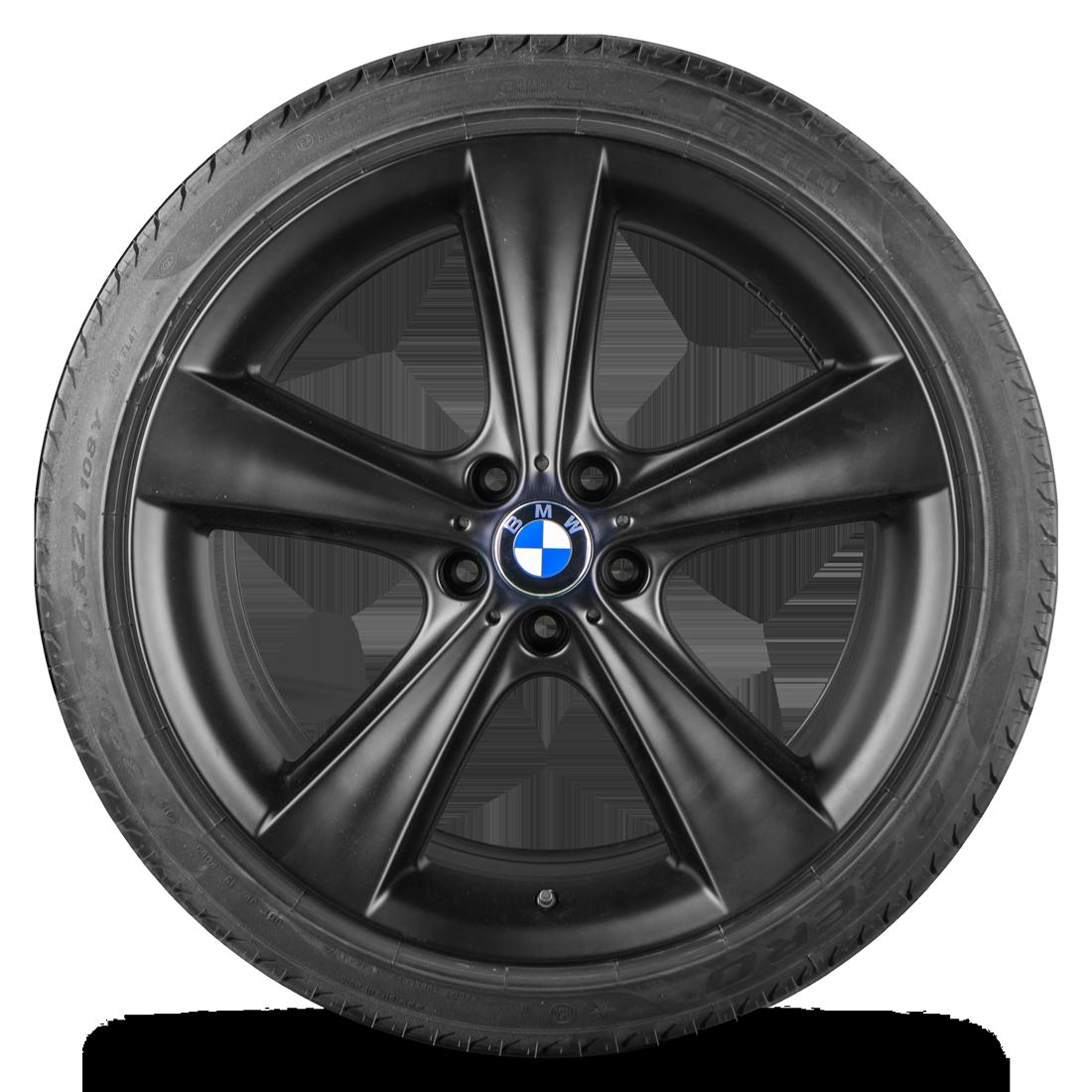 Original BMW 21 Zoll Felgen X5 F15 X6 E71 F16 Alufelgen Sommerräder Styling 128
