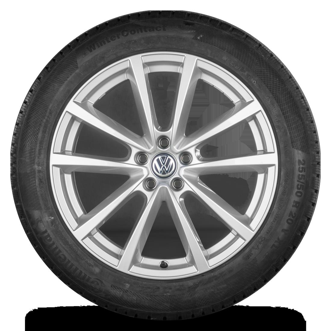 VW 20 Zoll Felgen Touareg 7P US Modell 5x112 Winterreifen Winterräder Neu
