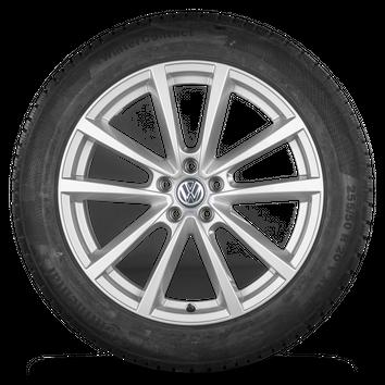 VW 20 Zoll Felgen Touareg 7P US Modell 5x112 Winterreifen Winterräder Neu – Bild 2