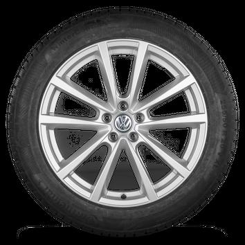 VW 20 Zoll Felgen Touareg 7P US Modell 5x112 Winterreifen Winterräder Neu – Bild 3