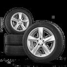 Mercedes Benz 19 Zoll Felgen ML GLE M-Klasse W166 Alufelgen Winterreifen Winterräder