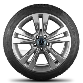 Mercedes 18 inch rims E-class W212 S212 alloy wheels winter tyres winter wheels