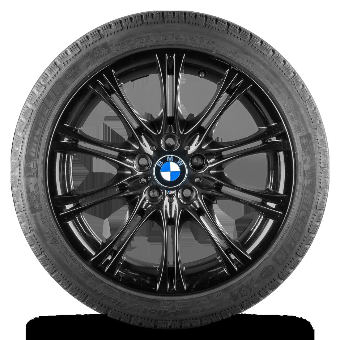 BMW 18 Zoll Felgen 5er E60 E61 M135 M 135 Alufelgen Winterreifen Winterräder