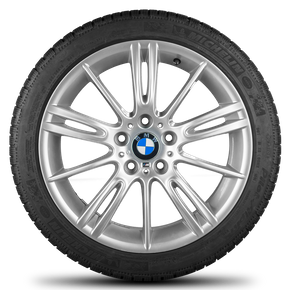 BMW 18 inch winter wheels 3 series E90 E91 E92 E93 Styling M193 M 193 winter