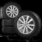 VW Touareg 7P 19 Zoll Alufelgen Felgen Salamanca Winterräder Winterreifen R line