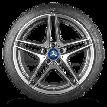 AMG 19 Zoll Winterräder Felgen Mercedes C-Klasse C63 W205 S205 Winterreifen – Bild 2