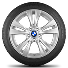 BMW 19 inch rims X3 F25 X4 F26 alloy wheels winter tyres winter wheels Styling
