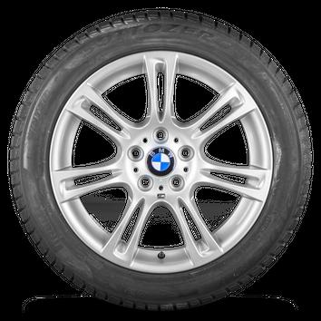 BMW 18 Zoll 5er F10 F11 6er F12 F13 M350 350M 350 Winterräder Winterreifen – Bild 2