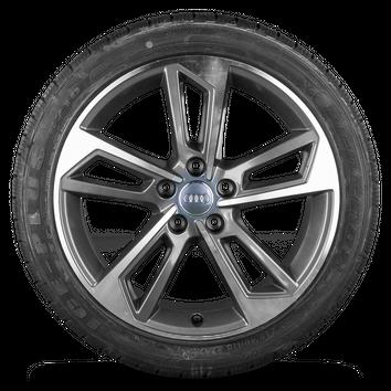 Audi 18 Zoll Felgen A4 S4 8W Rotor Alufelgen Winterreifen Winterräder Neu – Bild 3