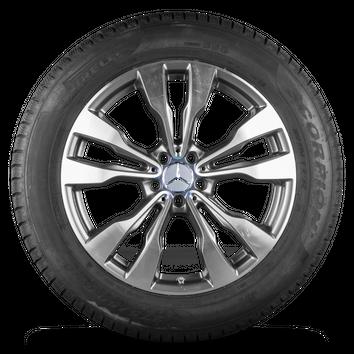 Mercedes Benz GLE Coupé C292 20 Zoll Winterreifen Winterräder Alufelgen Felgen – Bild 2