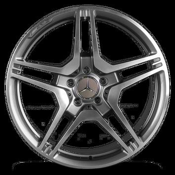 AMG 19 Zoll Mercedes E63 E-Klasse W212 Alufelge Felge A2124012802 9,5 x 19 NEU – Bild