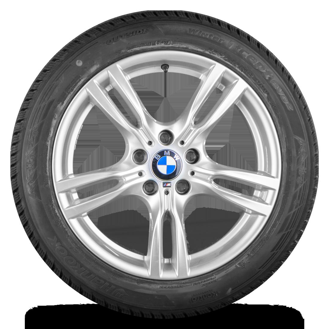 BMW 18 Zoll Felgen 3er GT F34 Alufelgen Winterreifen M400 M 400 Winterräder