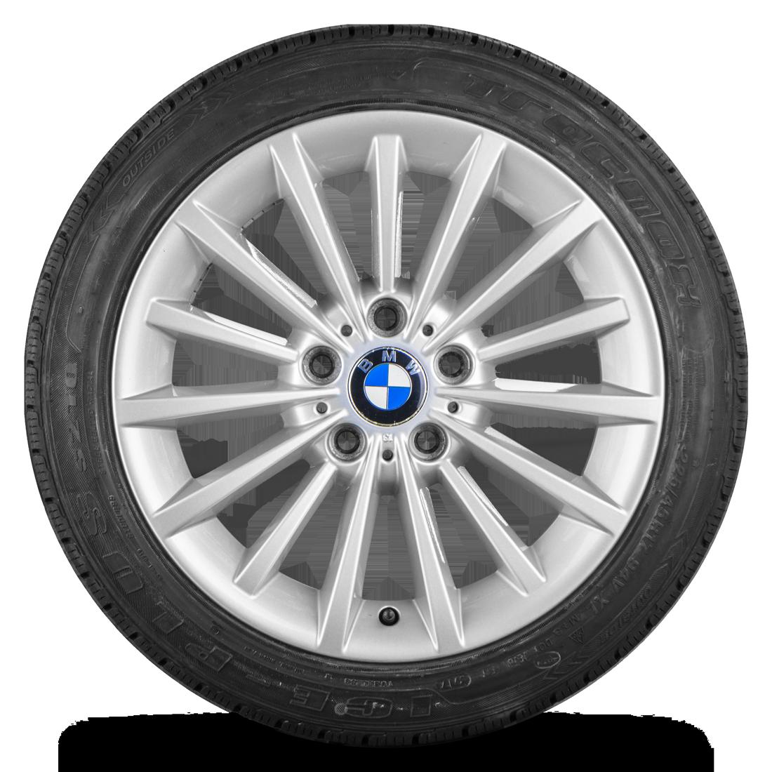BMW 17 Zoll Felgen 3er E90 E91 E92 E93 Winterreifen Winterräder Styling 284