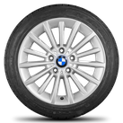 BMW 17 inch rims 3 series E90 E91 E92 E93 winter tyres winter wheels Styling