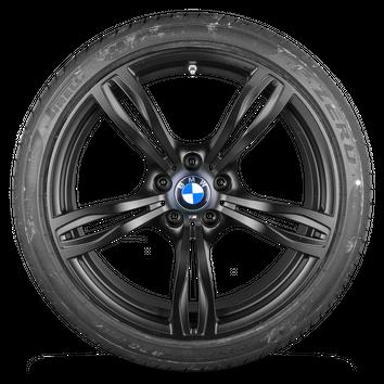 BMW Felgen M6 F12 F13 20 Zoll Alufelgen Felgen Sommerreifen Styling M343 M 343 – Bild 4