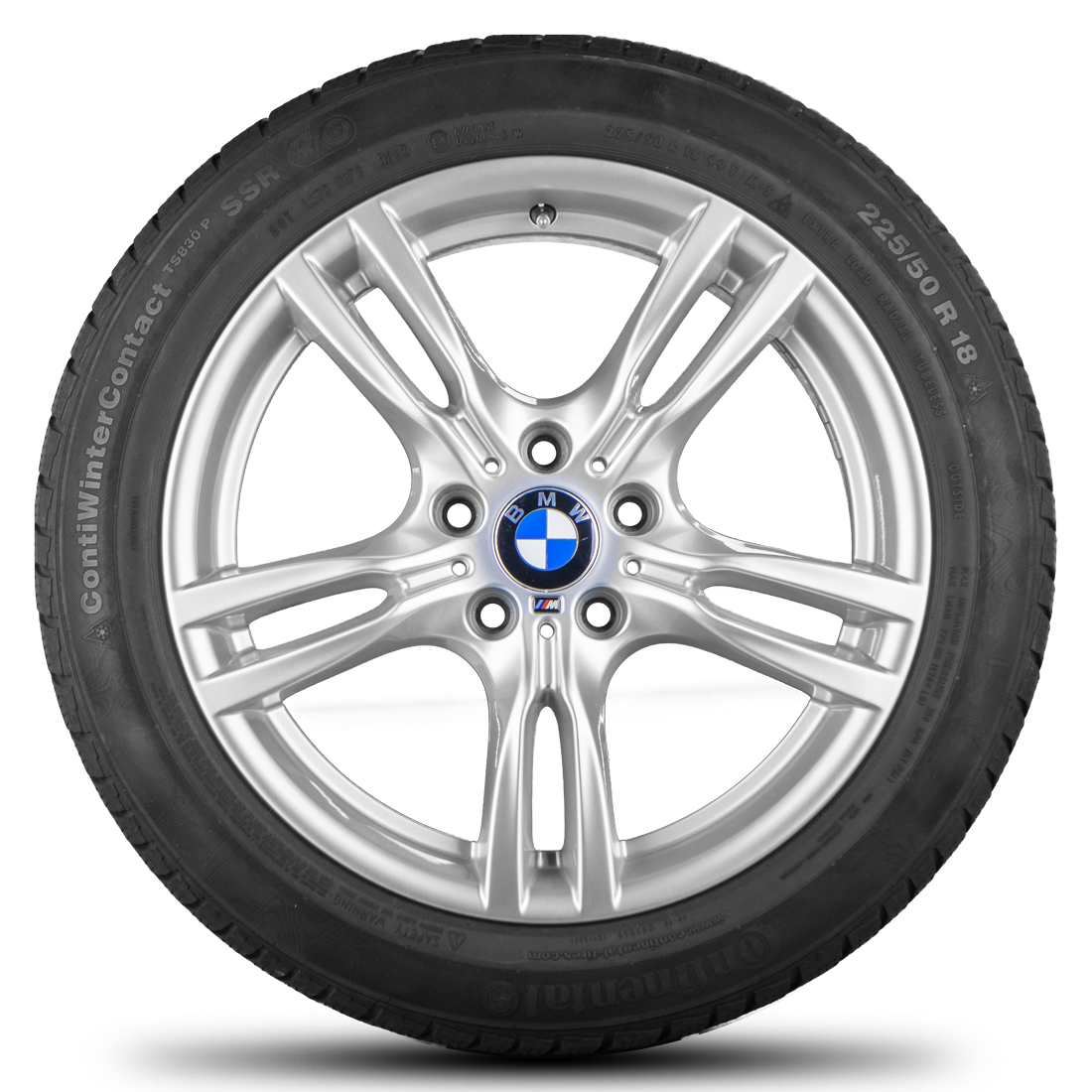 BMW 18 Zoll Felgen 3er GT F34 Winterreifen Winterräder Alufelgen M400 M 400